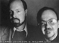 Richard Levison und William Link